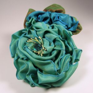 mf501-folded-rose-spray-teal-and-turquise-front-copy